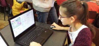Learning foreign languages and developing creativity by coding