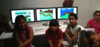 Collaborative Storytelling with Scratch