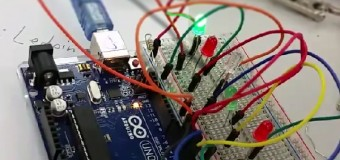 Introduction to Arduinos: Blinking LEDs