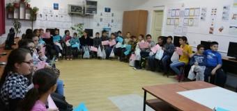 High School Constantin Ianculescu organized a scratch contest